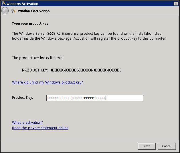 windows 2008 server evaluation