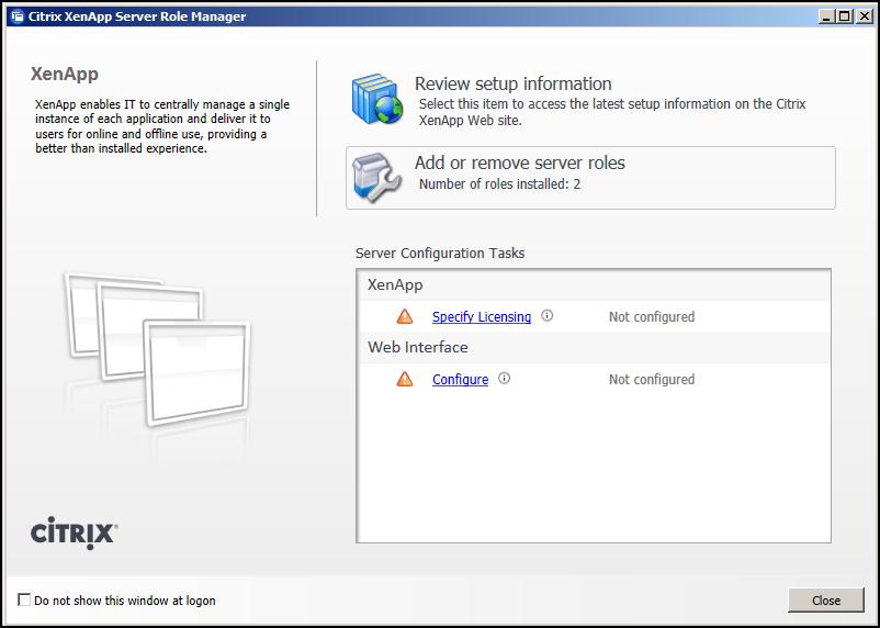 installing  u0026 configuring xenapp 6 5